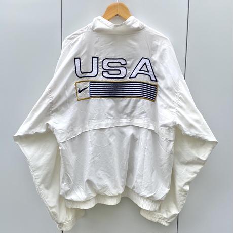 NIKE/ナイキ USAオリンピックチーム ウィンドブレーカージャケット 90年代 (USED)