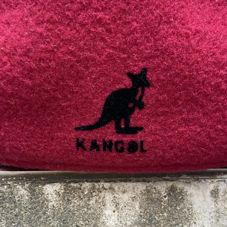 KANGOL/カンゴール ウール504ハンチング Made In ENGLAND (DEADSTOCK?)