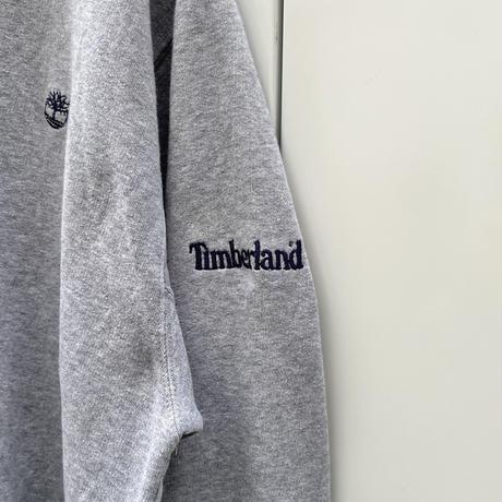Timberland/ティンバーランド シンプルロゴスウェット 90年代 (USED)