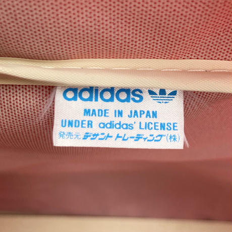 adidas/アディダス ナイロンボストンバッグ 90年代 Made In JAPAN (DEADSTOCK)