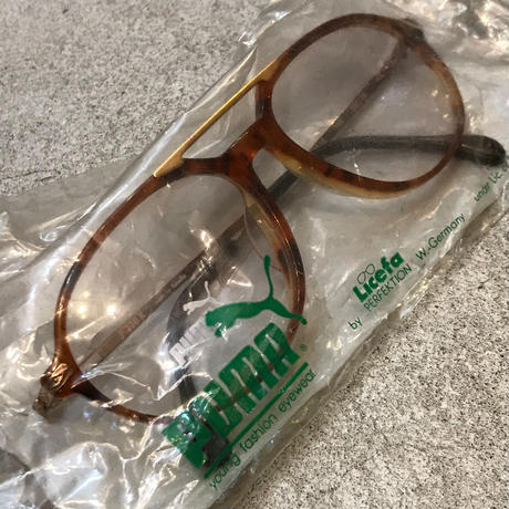 PUMA/プーマ SUNGLASSES 80年代 Made In W Germany (DEADSTOCK)