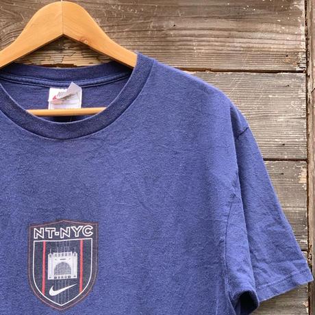 NIKE/ナイキ NT-NYCロゴTシャツ 90年代 Made In USA (USED)