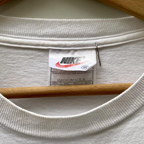 NIKE/ナイキ Tシャツ 90年代 Made In USA (USED)