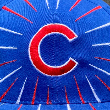 MLB CUBS/シカゴカブス キャップ 90年代 (DEADSTOCK)