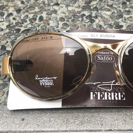 GIANFRANCO FERRE/ジャンフランコ フェレ  サングラス 90年代 Made In ITALY (DEADSTOCK)