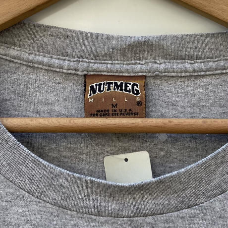 NBA CHICAGO BULLS/シカゴブルズ ロゴTシャツ 90年代 Made In USA (USED)