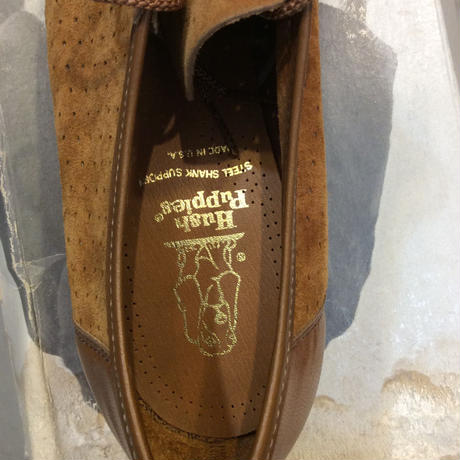 Hush Puppies/ハッシュパピー summer suede shoes (DEADSTOCK)