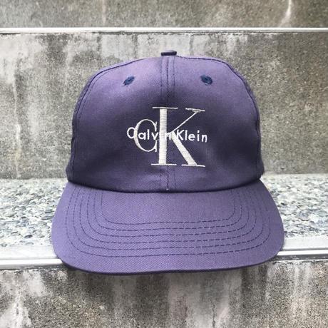 CalvinKlein JEANS/カルバンクラインジーンズ ロゴ キャップ 90年代(USED)