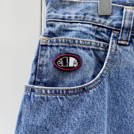 AMERICANINO/アメリカニーノ 5ポケットデニムショーツ 90年代 (USED)