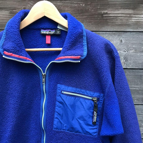 PATAGONIA/パタゴニア フリースジャケット  90年製 Made In USA(USED)
