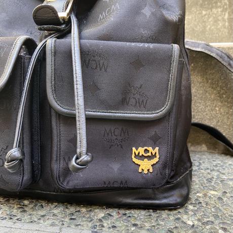 MCM/エムシーエム バックパック 80年~90年代 (USED)
