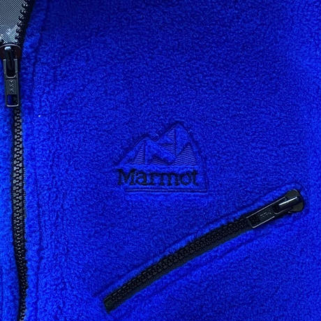 MARMOT/マーモット ハーフジップフリースジャケット 90年代 Made In USA (DEADSTOCK)