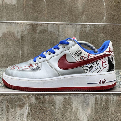 NIKE/ナイキ AIR FORCE1 LOW PREMIUM LEBRON JAMES 2006年製 (USED)