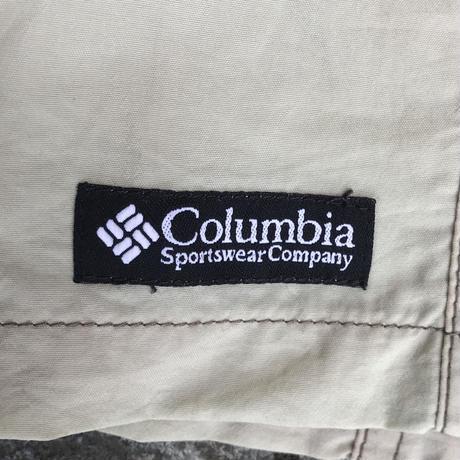 Columbia sportswear/コロンビア スゥイムショーツ サポーター付き 2001年 (DEADSTOCK)