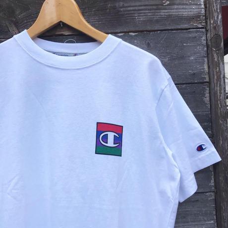 Champion/チャンピオン USAプリントTシャツ (NEW)