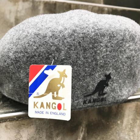 KANGOL/カンゴール WOOL504ハンチング Made In ENGLAND (DEADSTOCK)