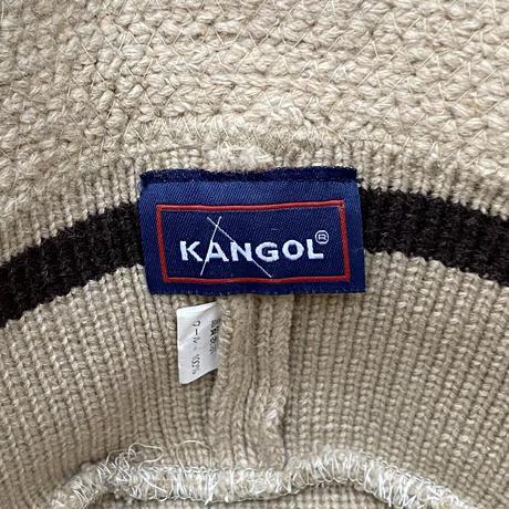 KANGOL/カンゴール ニットハット 00年代 (USED)