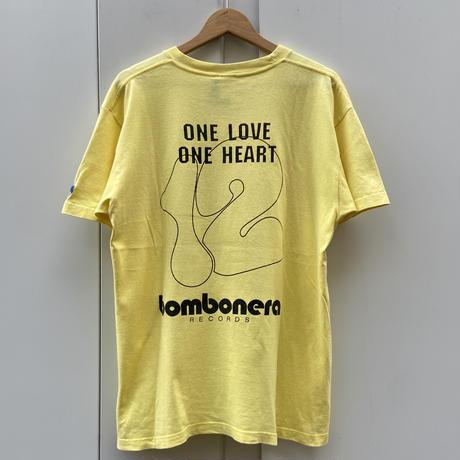 BOMBONERA/ボンボネラ ボブマーリープリントTシャツ 2000年前後 (USED)