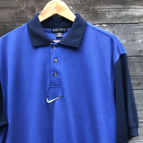 NIKE GOLF/ナイキゴルフ ポロシャツ 90年代 (USED)
