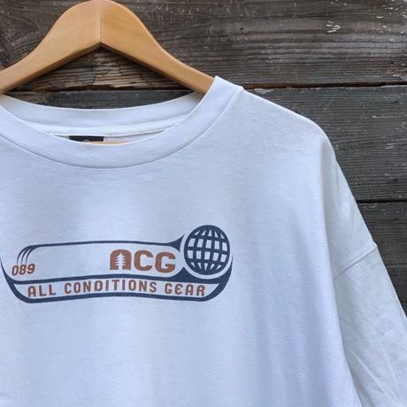 NIKE ACG/ナイキ エーシージー  ロゴTシャツ 2000年代 Made In USA (USED)