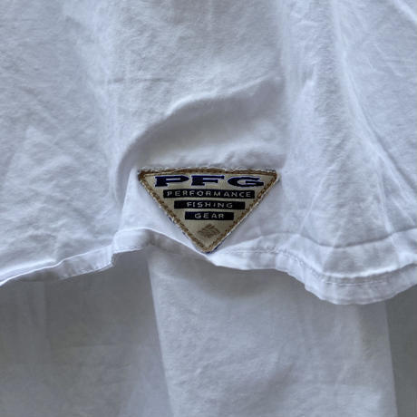 Columbia PFG/コロンビアPFG 半袖フィッシングシャツ 2000年代 (USED)