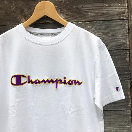 Champion/チャンピオン ロゴ刺繍 Tシャツ 2019FW (NEW)