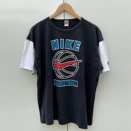 NIKE/ナイキ バスケットボールTシャツ 90年代 Made In JAPAN (USED)