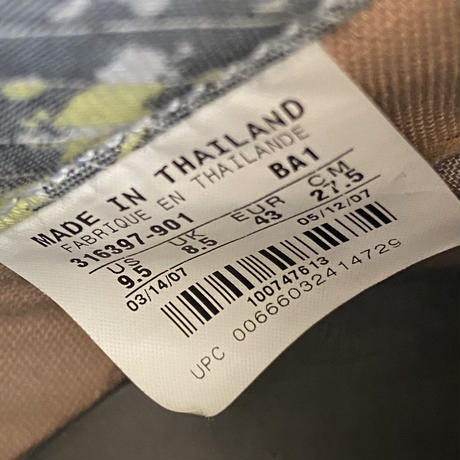 NIKE/ナイキ BLASER HI Premium 2007年製 (USED)