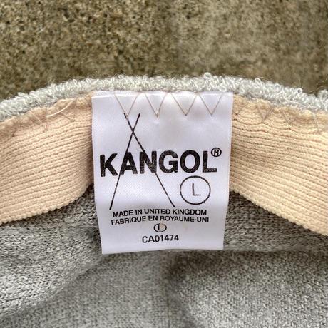 KANGOL/カンゴール Bermuda504 ハンチング 90年代 Made In ENGLAND (USED)