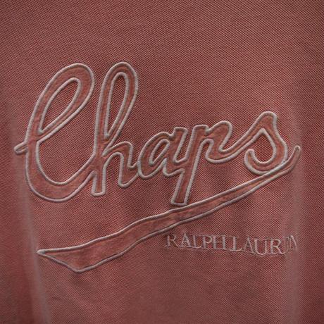 CHAPS RALPH LAUREN/チャップス ラルフローレン カノコTシャツ 90年代 (USED)