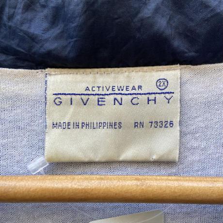 GIVENCHY/ジバンシィ ナイロンジャケット 90年代 (USED)