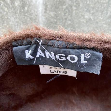KANGOL/カンゴール ファーゴラ504 ハンチング 90年代 (USED)