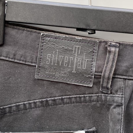 Levi's SILVER TAB/リーバイス シルバータブ ルーズパンツ 90年代 (DEADSTOCK)