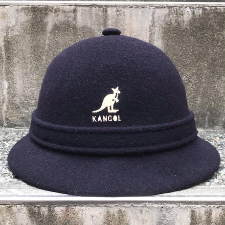 KANGOL/カンゴール PLAIN WOOL GROUSER  ハット Made In ENGLAND (USED)