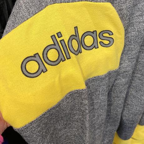 adidas/アディダス 切り替えスウェット 90年代 (USED)