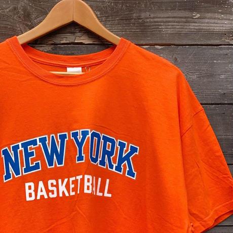 NBA KNICKS/ニューヨークニックス Tシャツ 2016年 (DEADSTOCK)