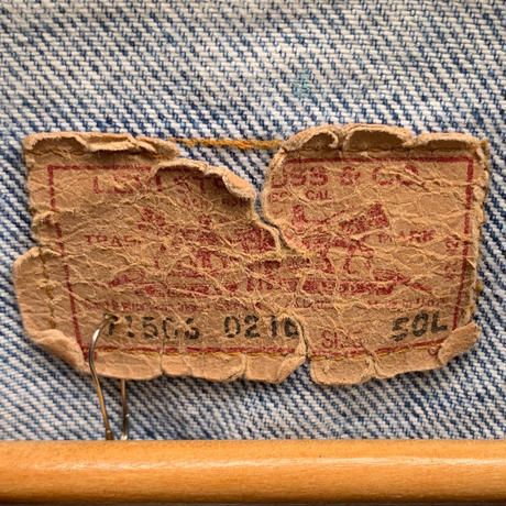 Levi's/リーバイス Gジャン 90年代 Made In USA (USED)