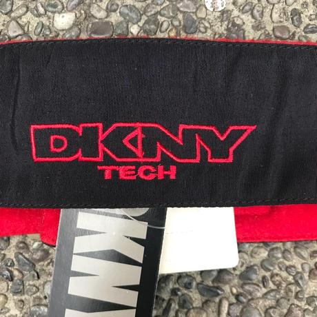 DKNY TECH/ディーケイエヌワイ テック 裏フリースヘッドバンド 90年代 Made In USA (DEADSTOCK)