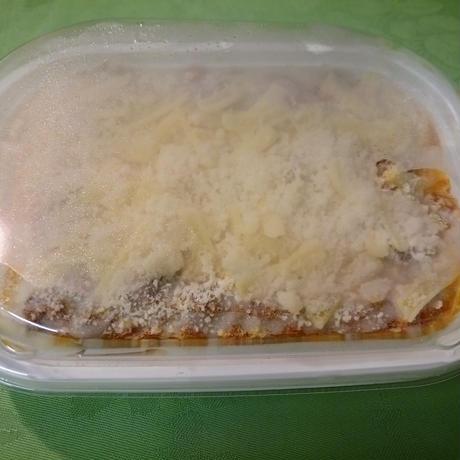 自家製ラザニア Lasagna à la Maison