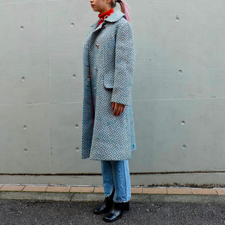 Vintage    Tweed Coat