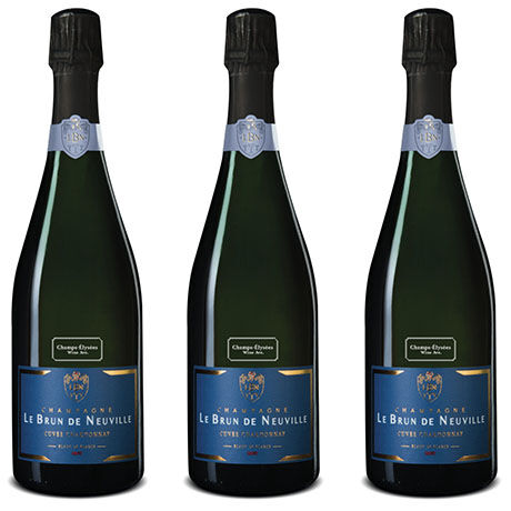 「シャンゼリゼ ワインアベニュー」オリジナルシャンパーニュ6本セット