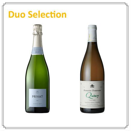 【Duoセレクション】和食に合うワイン(スパークリング・白)