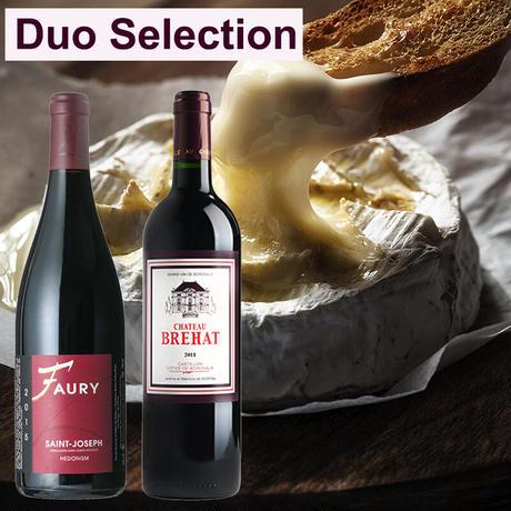 【Duoセレクション】チーズ料理に合う赤ワイン