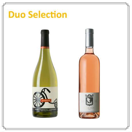 【Duoセレクション】中華に合うワイン(白・ロゼ)