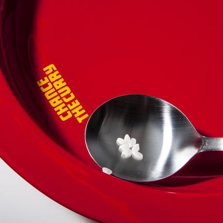 メタメタすくいやすいカレー皿(ミニ)