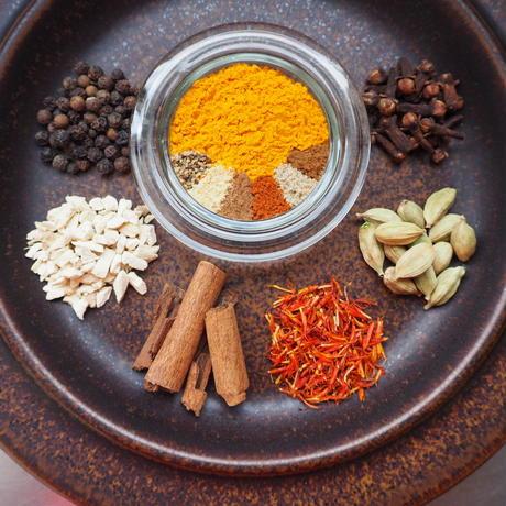 【毎朝の1杯に】ターメリックラテの素(mix spice)