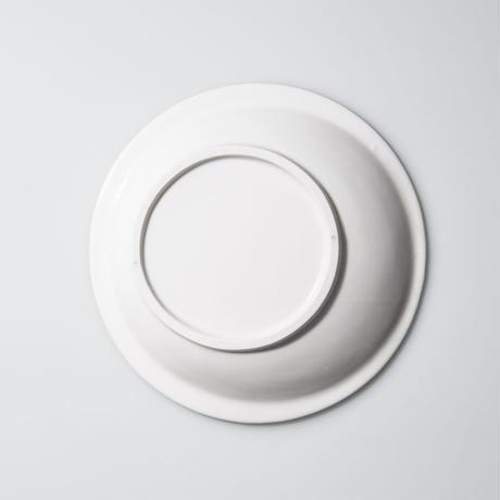 メタメタすくいやすいカレー皿(白)