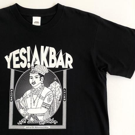 YES!アクバルTシャツ【Black】