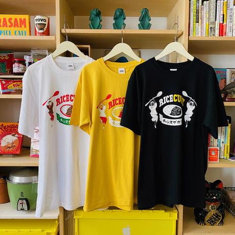 ライスカレー Tシャツ【Yellow】