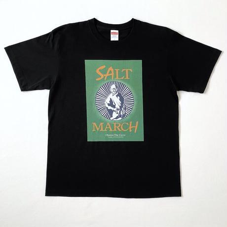 ガンジーの歴史的塩対応Tシャツ【カロンジ色/カラー】